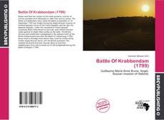 Borítókép a  Battle Of Krabbendam (1799) - hoz