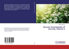 Quranic Encyclopedia of Security, Volume 2 kitap kapağı