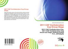 Bookcover of 2011 CAF Confederation Cup Group Stage