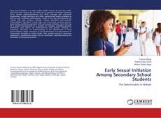 Early Sexual Initiation Among Secondary School Students kitap kapağı