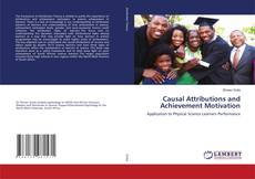 Bookcover of Causal Attributions and Achievement Motivation