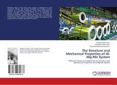 Capa do livro de The Structure and Mechanical Properties of Al-Mg-Mn System