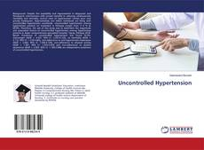 Capa do livro de Uncontrolled Hypertension