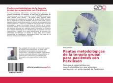 Borítókép a  Pautas metodológicas de la terapia grupal para pacientes con Parkinson - hoz