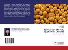 Borítókép a  Formulation of STCRC equation for Chickpea - hoz