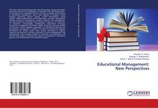 Bookcover of Educational Management: New Perspectives