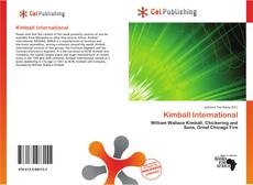 Portada del libro de Kimball International