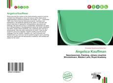 Buchcover von Angelica Kauffman