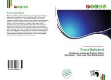 Borítókép a  Franz Schubert - hoz