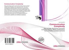Copertina di Communication Complexity