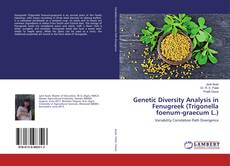 Buchcover von Genetic Diversity Analysis in Fenugreek (Trigonella foenum-graecum L.)