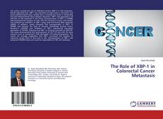 Bookcover of The Role of XBP-1 in Colorectal Cancer Metastasis