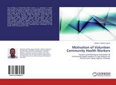 Buchcover von Motivation of Volunteer Community Health Workers