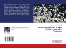 Bookcover of Pathophilosophy of Human Disease – New Viral Pandemics