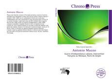 Couverture de Antonio Maceo