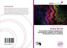 Buchcover von Andriy Novak