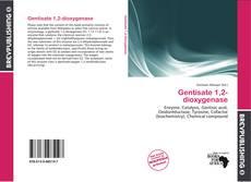 Bookcover of Gentisate 1,2-dioxygenase