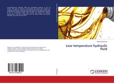 Bookcover of Low temperature hydraulic fluid