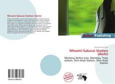 Bookcover of Minami-Sakurai Station (Aichi)