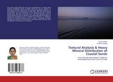 Buchcover von Textural Analysis & Heavy Mineral Distribution of Coastal Sands