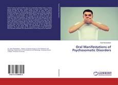 Capa do livro de Oral Manifestations of Psychosomatic Disorders
