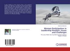 Buchcover von Women Participation in Leadership Position: Issues and Challenges