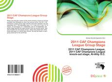 Copertina di 2011 CAF Champions League Group Stage
