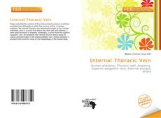 Buchcover von Internal Thoracic Vein