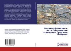 Bookcover of Метаморфические и метасоматические комплексы Среднего Побужья