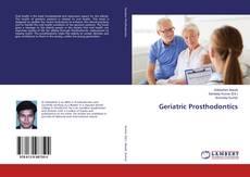 Bookcover of Geriatric Prosthodontics