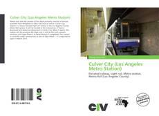 Borítókép a  Culver City (Los Angeles Metro Station) - hoz