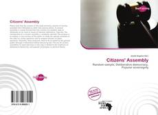 Bookcover of Citizens' Assembly