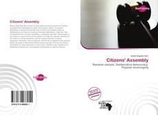 Couverture de Citizens' Assembly