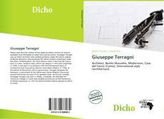 Copertina di Giuseppe Terragni