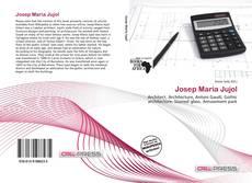Bookcover of Josep Maria Jujol
