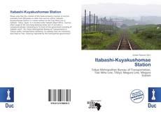 Itabashi-Kuyakushomae Station的封面