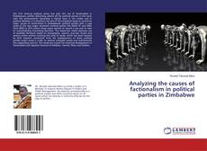 Borítókép a  Analyzing the causes of factionalism in political parties in Zimbabwe - hoz