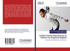 Bookcover of Futbol Teknik Adamlarının İş Tatmini Ve Örgütsel Bağlılık