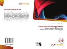 Bookcover of Methane Monooxygenase