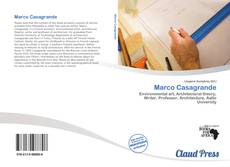 Buchcover von Marco Casagrande
