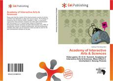Bookcover of Academy of Interactive Arts & Sciences