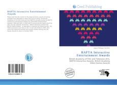 BAFTA Interactive Entertainment Awards kitap kapağı