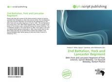 Portada del libro de 2nd Battalion, York and Lancaster Regiment