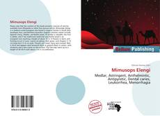 Bookcover of Mimusops Elengi