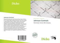 Bookcover of Johnson Controls