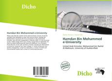 Bookcover of Hamdan Bin Mohammed e-University