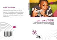 Buchcover von Game Critics Awards