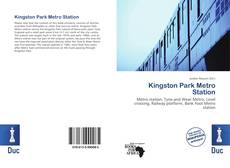 Bookcover of Kingston Park Metro Station