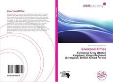 Buchcover von Liverpool Rifles