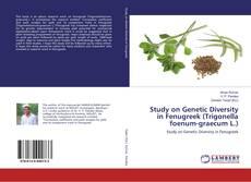 Copertina di Study on Genetic Diversity in Fenugreek (Trigonella foenum-graecum L.)